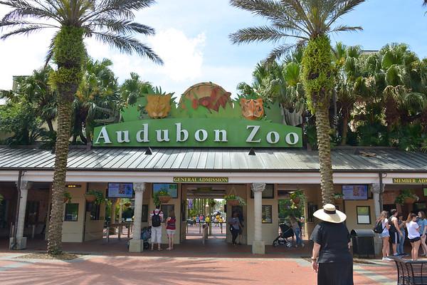 New Orleans and Audubon Park