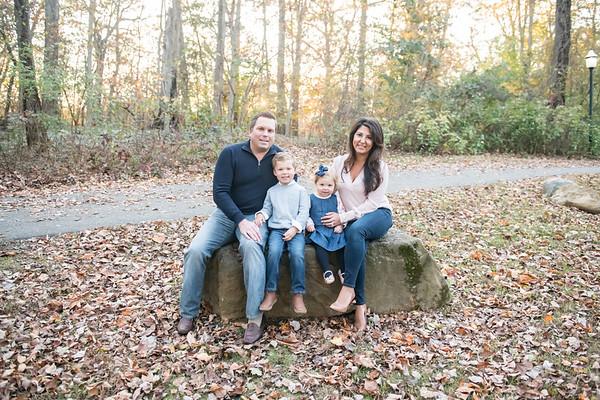 Cassidy Family - Fall 2019