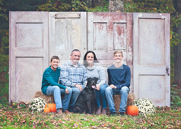 Holly and Family 2019