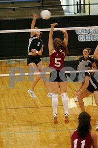 2005 Hendricks County Volleyball Tournment