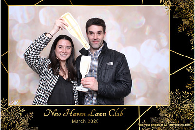 New Haven Lawn Club March Tasting!