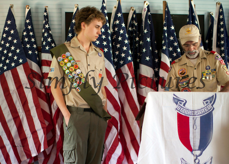 Eagle Scout Ceremony for Weston033