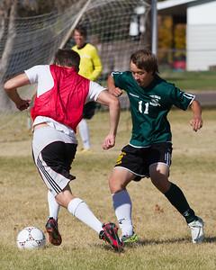 Bulldogs vs Alumni Oct 13, 2012