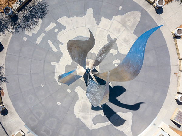 Des Moines Aerial Photos
