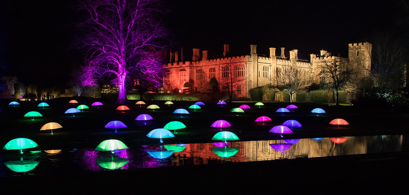 Sudeley Spectacle of Light 2017