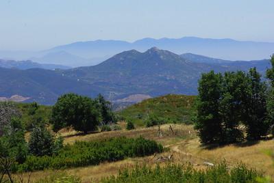 Pine Mountain Hike 7/28/12