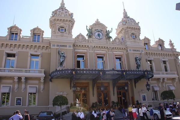 Monte Carlo, Monaco - September 2014