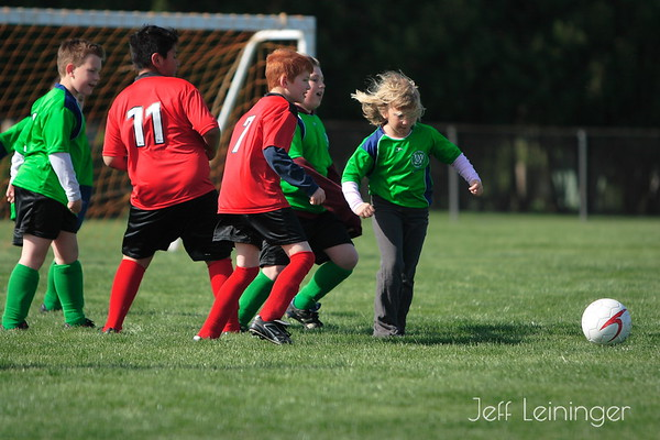 Soccer Spring 2010