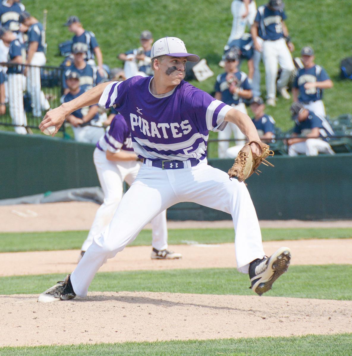 Valmeyer Baseball 2018 State Tourney