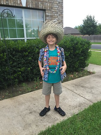 Last Day of 3rd Grade :: June 3, 2016