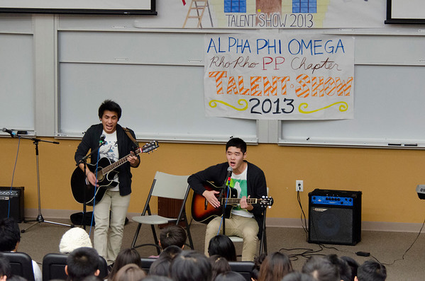 2013-03-08 Talent Show