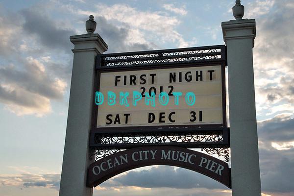 DBKphoto / 1st Night In Ocean City 2011-12
