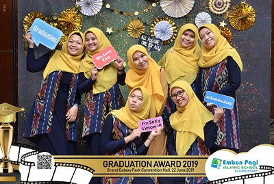 190622 | Embun Pagi Islamic School Graduation Award 2019
