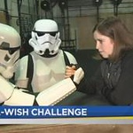 Make-A-Wish arm wrestling promo KPTV