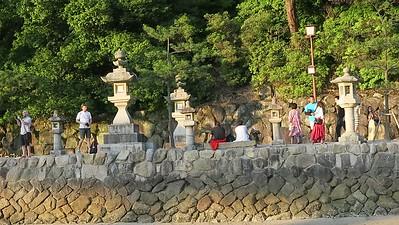 Miyajima - Itsukushima Shrine /  O-Torii (Grand Gate)