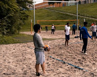 Volleyballturnering 2020