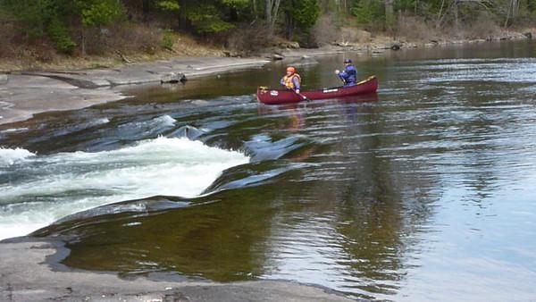 Muskoka River 2010