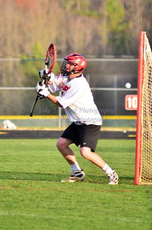 2012-03-13 BHS Men's Lacrosse VS Hopewell