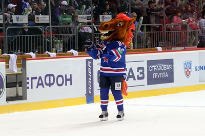 13 января 2013. Конкурс талисманов КХЛ
