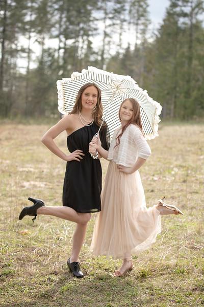 Mikayla & Sienna