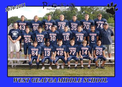 WGMS Fall Teams