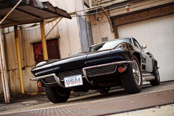 1964 Chevy Corvette Sting Ray