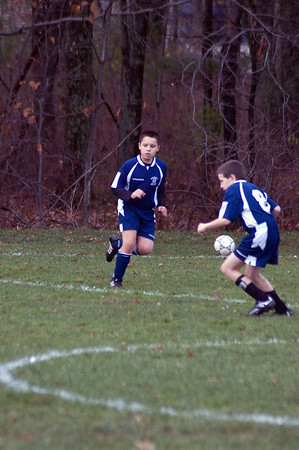 2009.11.15 U12 soccer