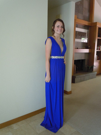 Hayley's Senior Ball