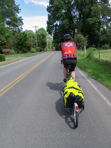 Following Jeremy. Banana for scale.