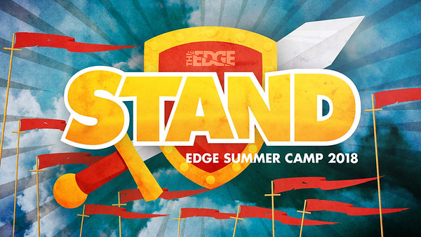 EDGE  Summer Camp '18