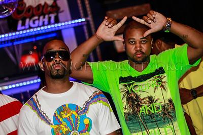 LA Nights at the Coliseum 7-13-2013