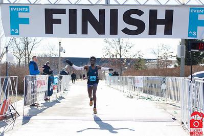 2016 F^3 Lake Half Marathon
