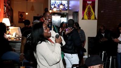 DJ Les Karaoke Video @ SipUnwine