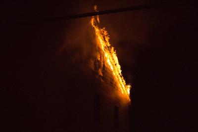 3500blk Hazelwood Ave - 2nd Alarm House Fire