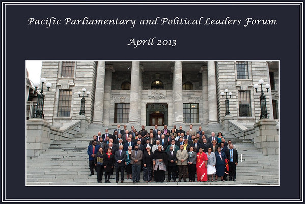Pacific Parliament 2013