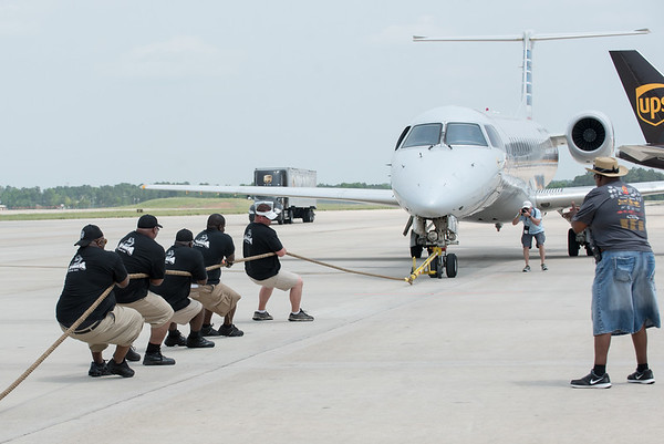 2017 Plane Pull for SONC
