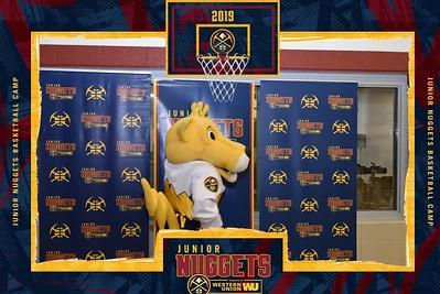 Nuggets Basketball Camp 6-17-2019