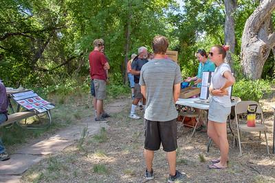 Archaeology Southwest field school Gila River Farm 2019