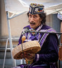 Dr. Will Moreau Goins @ FOLKFabulous 2014 <br /> <br /> ~ Image by Martin McKenzie, all rights reserved ~