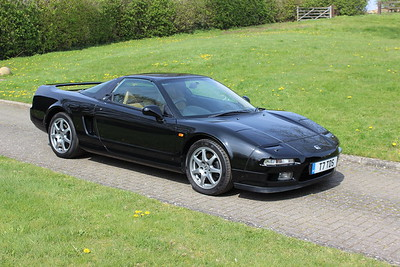 NSX Coupe 3.2 Six-Speed 20,000 miles