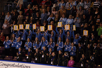Synchro Nationals 2007 - Junior long