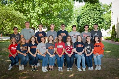 PCS Senior College Shirt Day May 2021
