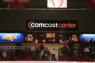 Terps vs Florida State - 1/9/13