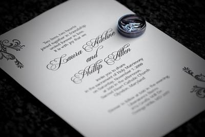 Laura and Phillip Wedding
