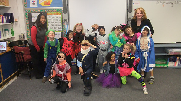 1F Halloween Celebration