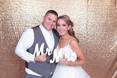 Sean and Melanie Photo Booth