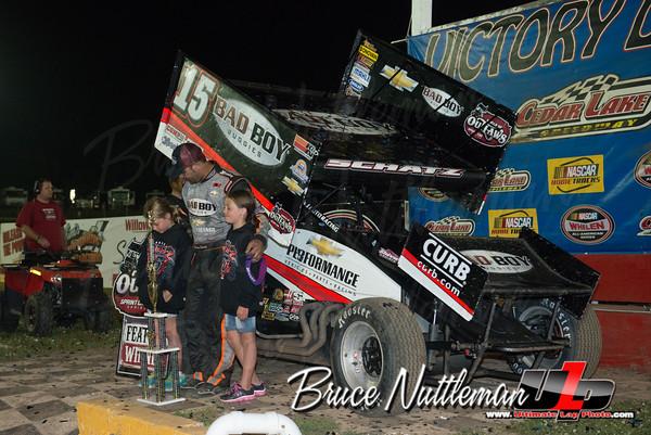 Cedar Lake Speedway, July 11th, 2015
