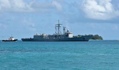 U.S.S.Crommelin (FFG-37)