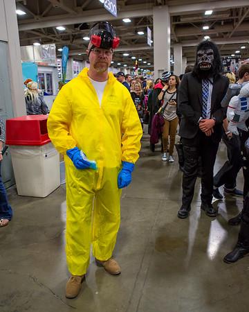 Salt Lake Comic-Con/Fan-X - 2016