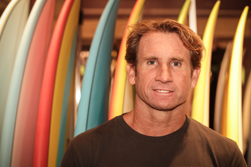 Robby Naish / Windsurf Athlete & Legend / Paris, 2011